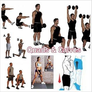 Oye!!! Week2 #QuadsandCalves Fri workout (warmup) pistol S… | Flickr