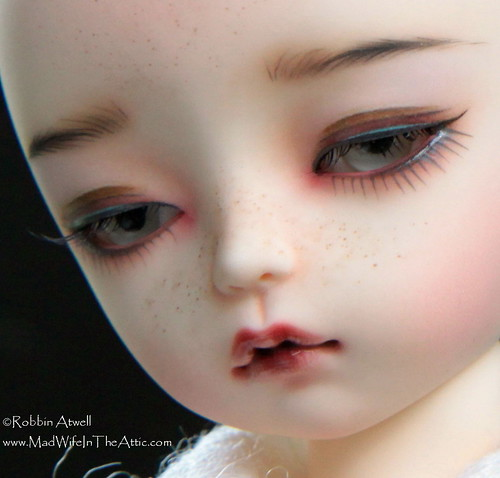 IMDA Dreaming Modigli, painted by Robbin Atwell | by Robbin With 2 Bs