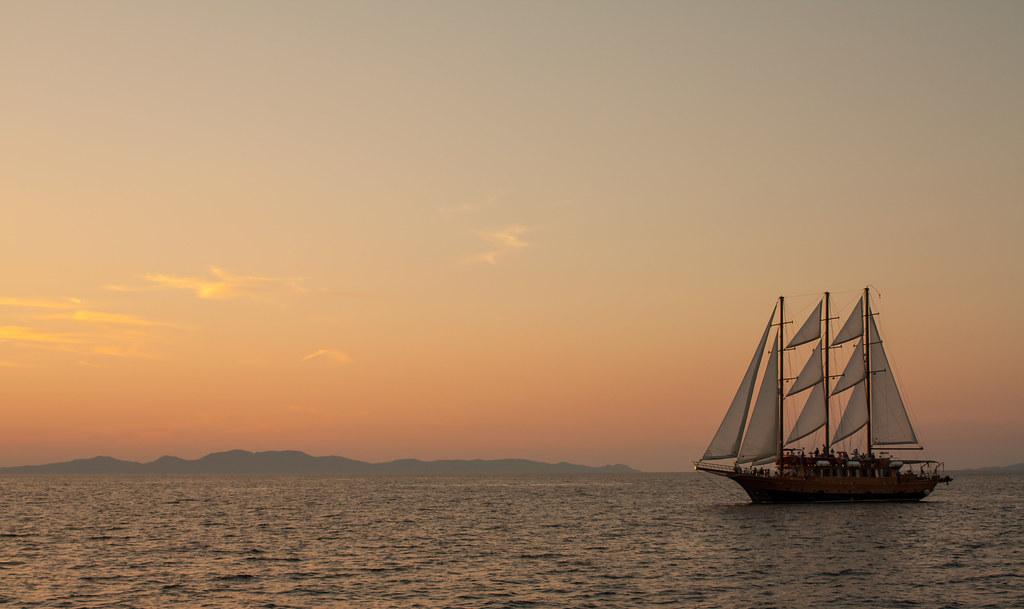 Oia Sunset - Santorini