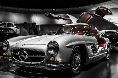 "1954 Mercedes Benz 300 SL ""Gullwing"" 
