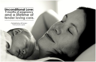 Symphony of Love Unconditional love, 9 months of pregnancy and a lifetime of tender loving care | by symphony of love