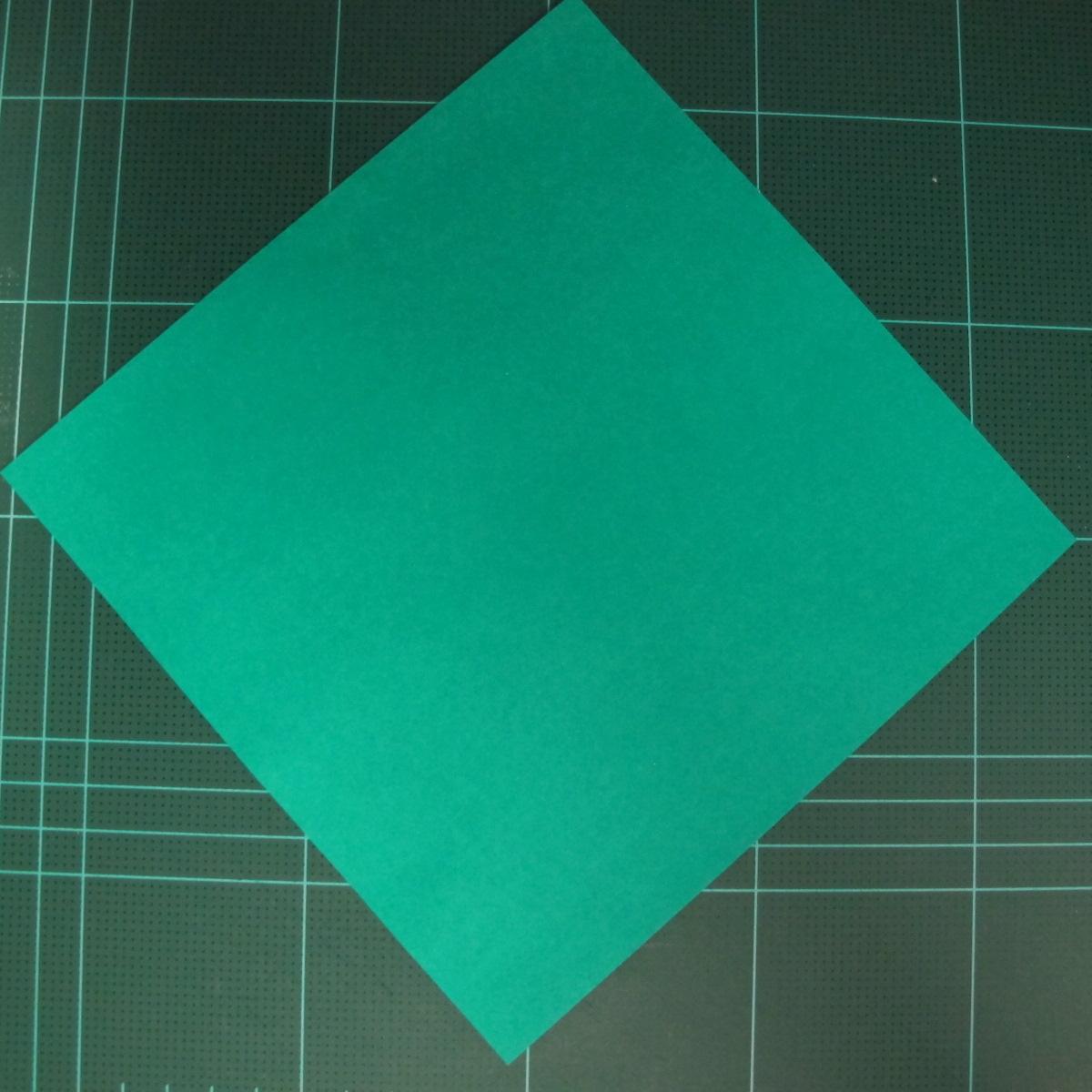 การพับกระดาษเป็นรูปเรือมังกร (Origami Dragon Boat) 001