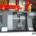 Seems to be a solid rock foundation of the Ninjago Temple