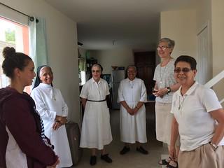 Honduras-Arrival en Tegucigalpa