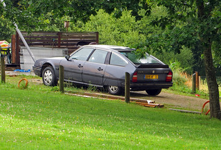 Citroen CX 22TRS | by Spottedlaurel