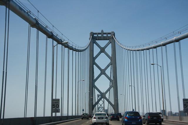 Auf nach San Francisco