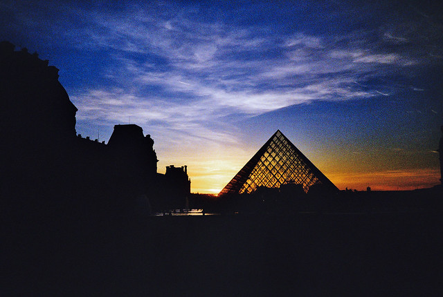 Le Louvre - Paris 2011