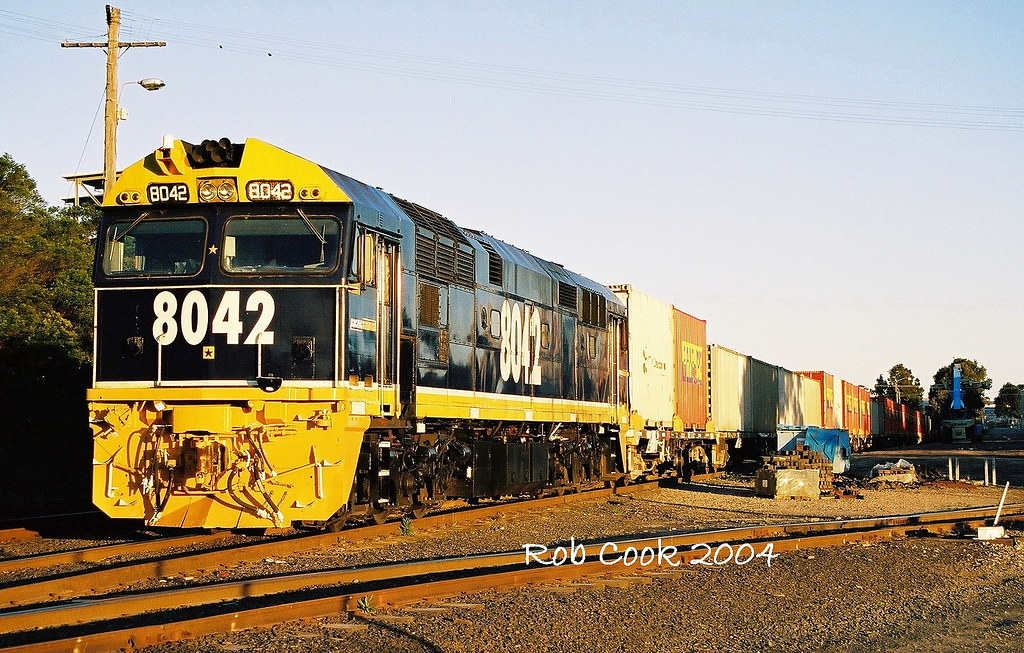 On the shunter. (scan) by Robert Cook