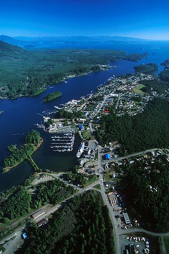 Ucluelet, West Coast Vancouver Island, British Columbia