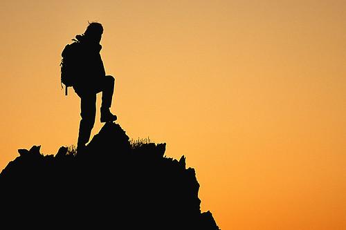 Wilderness Hiking; Outdoor Recreation in British Columbia, Canada