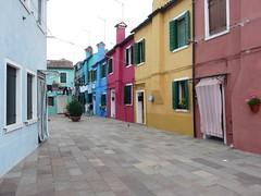 Colore 2 - Burano (Venecia)
