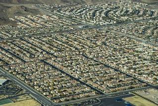 The outskirts of Las Vegas | by Bert Kaufmann