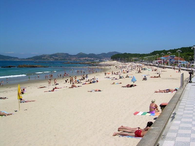 Vigo, Av. Samil Beach
