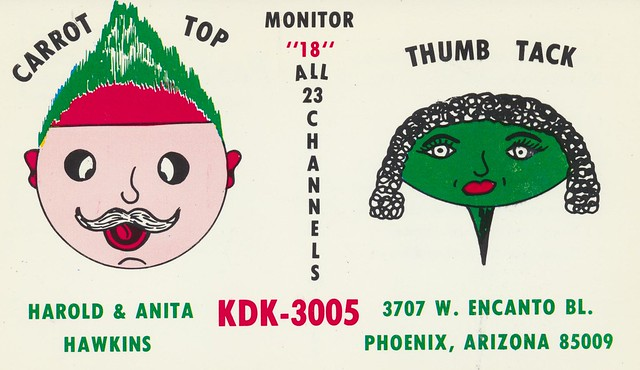 Carrot Top & Thumb Tack - Phoenix, Arizona