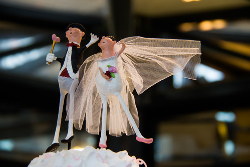 On top of the Wedding cake | by Infomastern