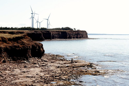 North Cape PEI, 300 degrees of wind | by Green Energy Futures