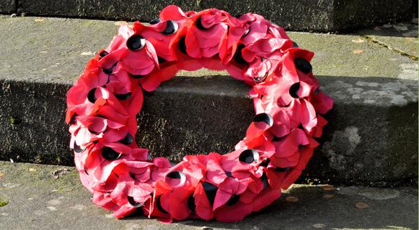 2. Honour the fallen