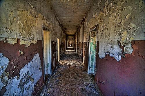 Corridor | by Uros P.hotography