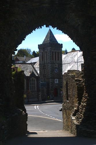 castle cornwall launceston