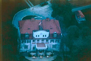 Aerial view of Potsdam USMLM Mission House | by usmlm1947