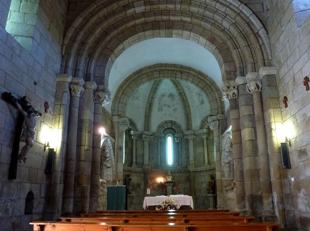 Resultado de imagen de monasterio cisterciense de ferreira de panton lugo