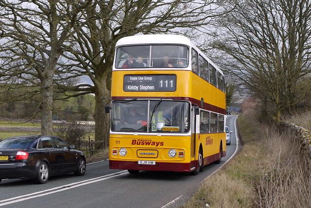 Busways 111 (EJR111W)