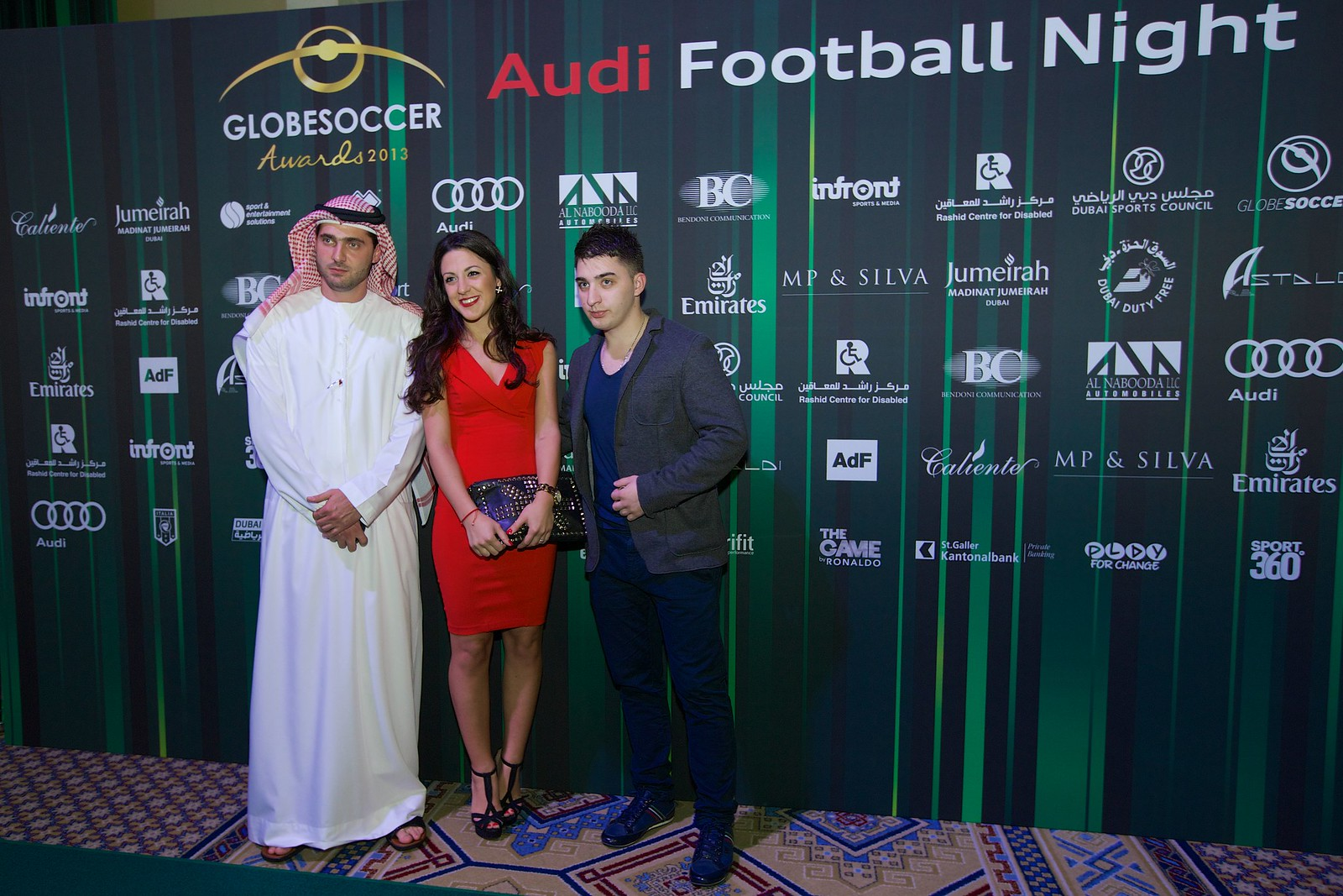 Globe Soccer Awards 083