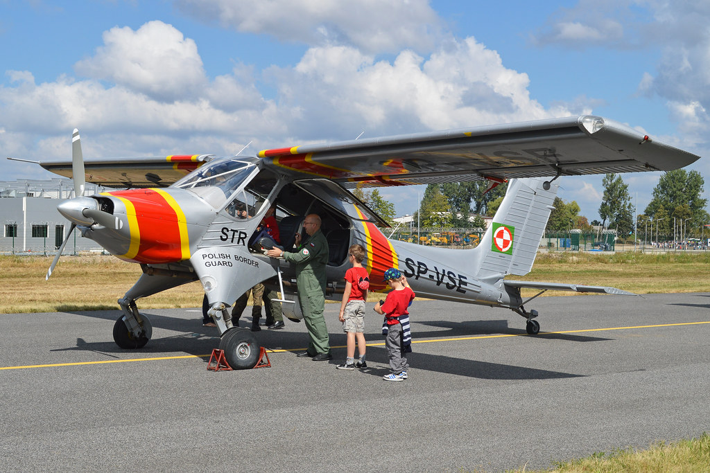 PZL-104MF Wilga 2000 'SP-VSE' | The Wilga 2000 was introduce