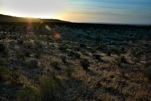 california sunset usa desert nikond70s mojave helendale