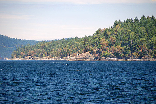 Princess Margaret Marine Park, Portland Island, Gulf Islands National Park, Gulf Islands, British Columbia, Canada