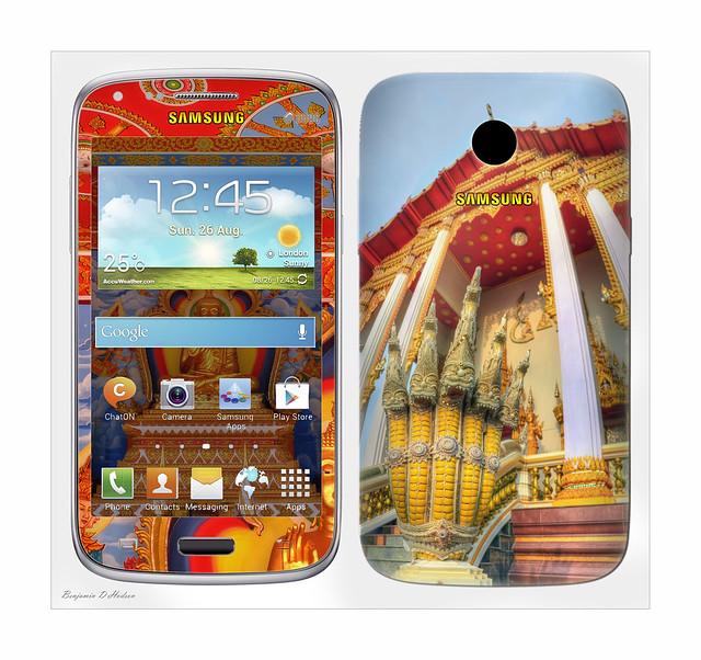 Phone Skin (Samsung-GALAXY-Core4-2)