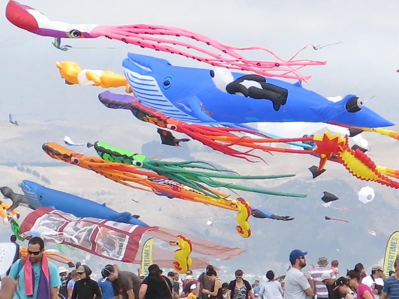 Streets Kite Day - New Brighton