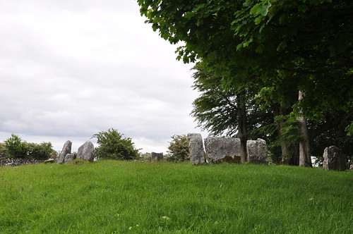 county stone mystery circle death site ancient ruins circles ruin ceremony cult mayo druid megaliths glebe connacht megalith cremation deat ceremonial cong druidic igdaily