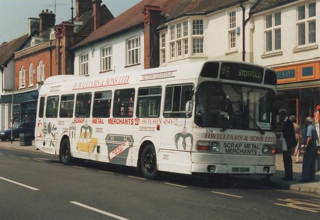 524, SBD 524R, Leyland National (t.1996)