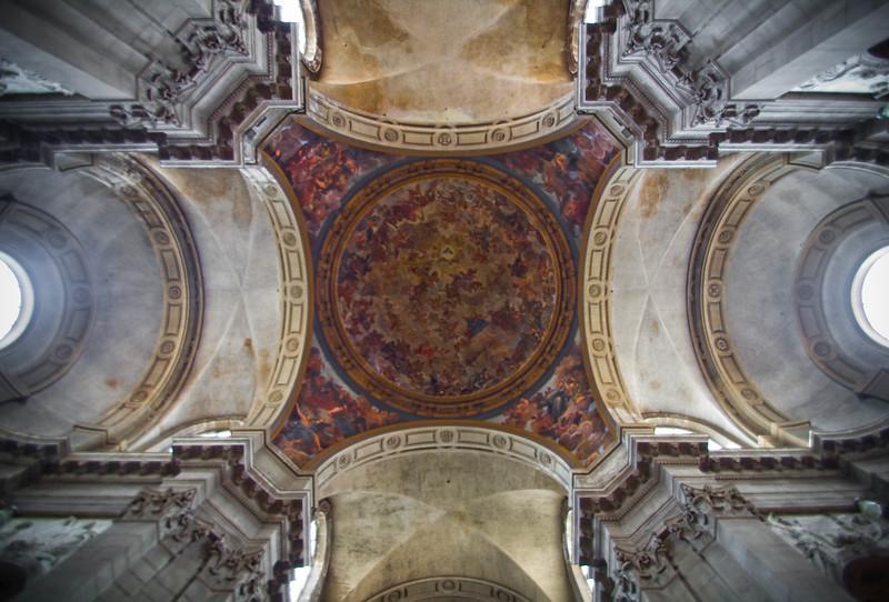 Voûte de la Cathédrale Notre-Dame de la Bonne Nouvelle