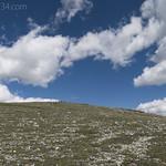 Approach to Otokomi Mountain
