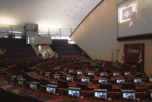 Council Chambers @ Toronto City Hall Doors Open 2016
