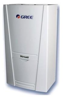 Gree Versati II levegő-víz hőszivattyú.