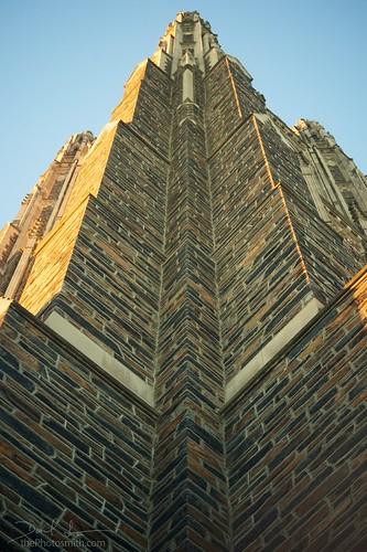 sunset sky usa color stone architecture canon durham gothic northcarolina duke chapel nocrop dukeuniversity 1dmarkiii industar502f35 copyrightdanielvsmith thephotosmithcom