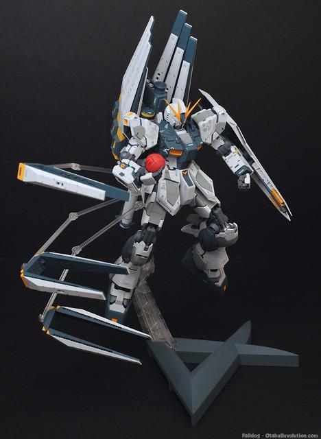 MG Nu Gundam ver Ka - Fin2 2
