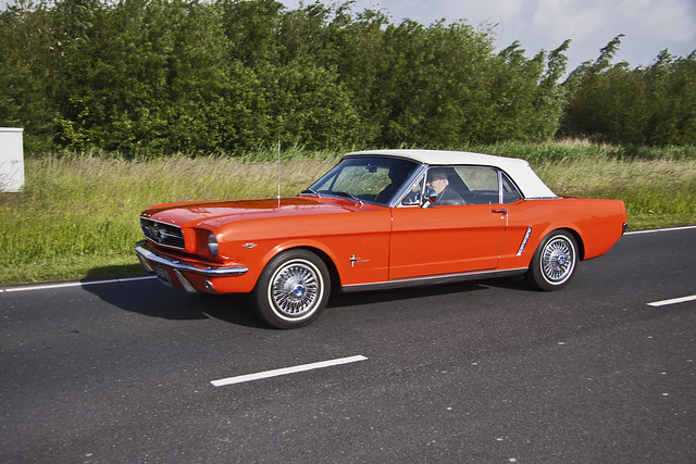 Ford Mustang Convertible 1965 (5739)