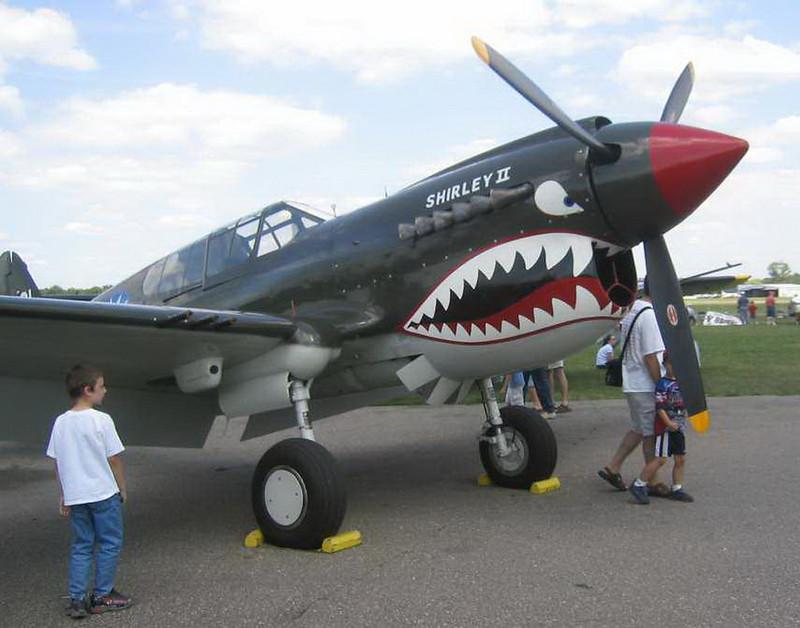 Curtiss P-40 (1)