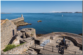 Castle Cornet Cannons | by Maria-H