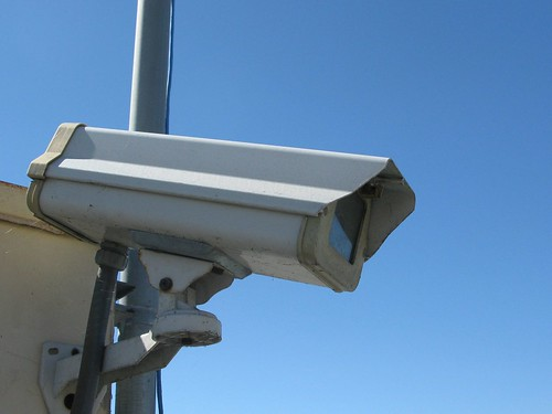 Surveilliance and security camera | by IntelFreePress