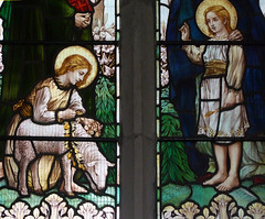 The young Christ and the young St John the Baptist (William Aikman)