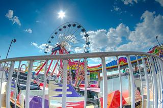 Rides at Ocean City amusement park | by m01229