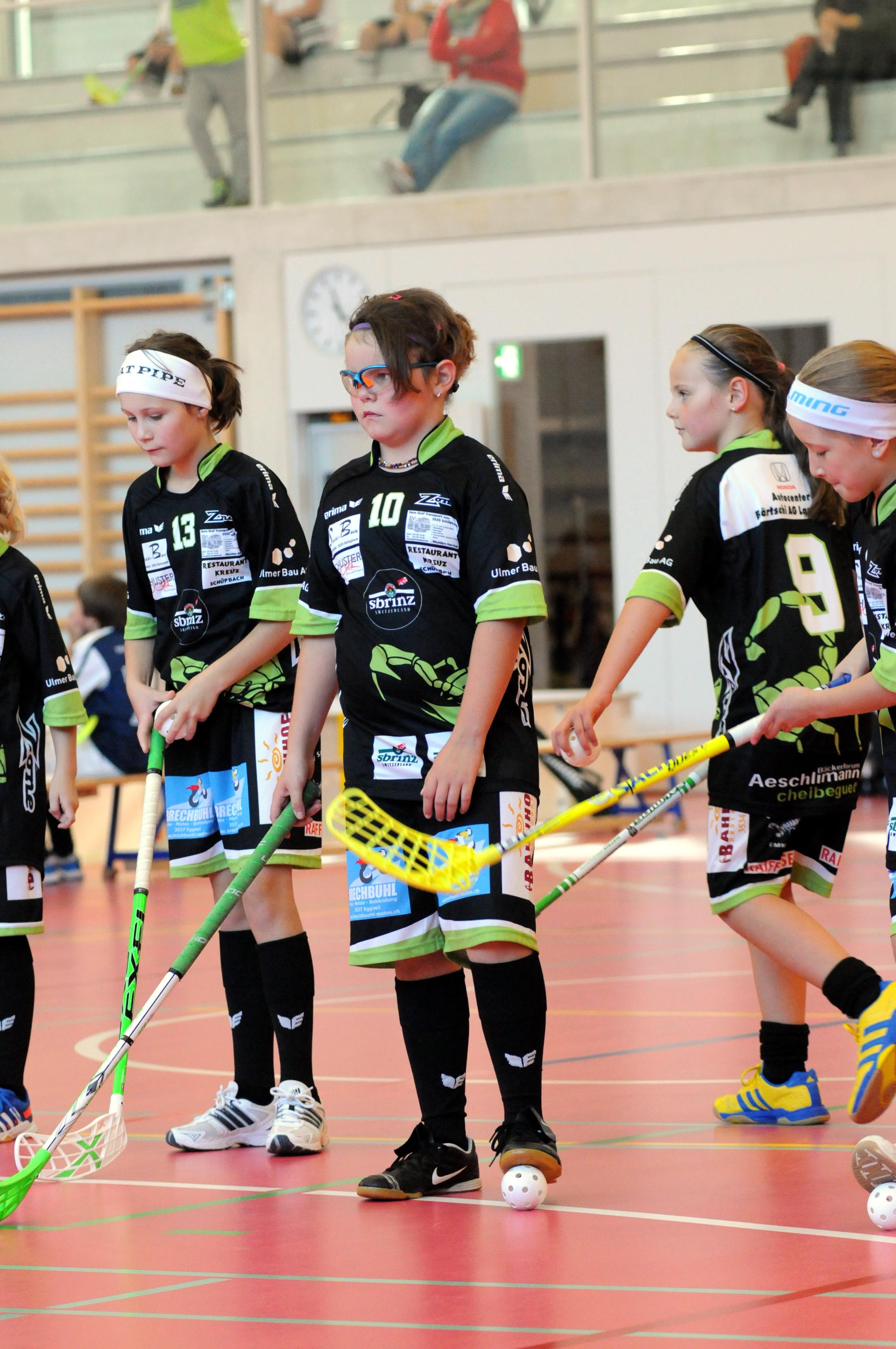 Jun.C/G2 Unihockey Langental 19.10.2013