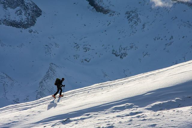 Terra di Scialpinisti