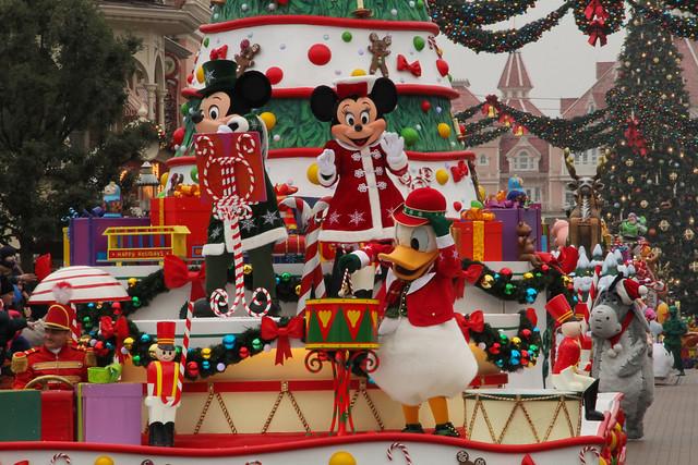 Christmas season 2013 - Disneyland Paris - 0789