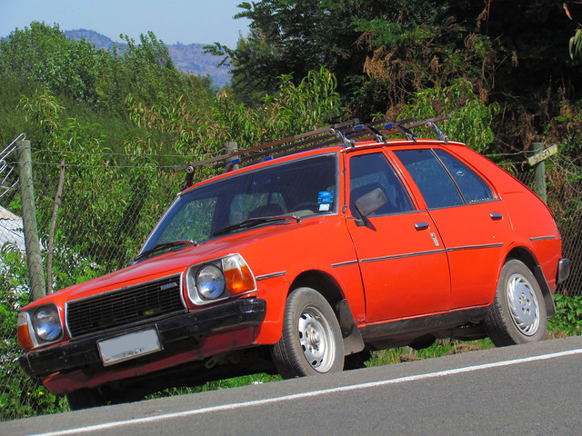 Mazda 323 1300 1977